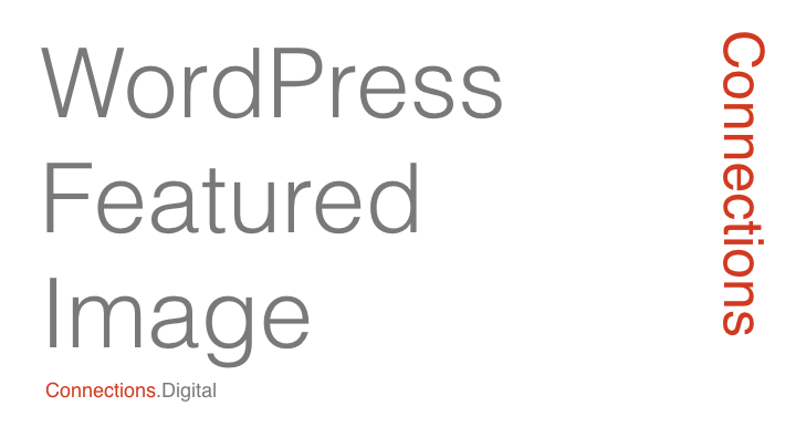 WordPress Essentials - Set Featured Image